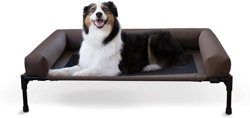 k and h pet products original bolster