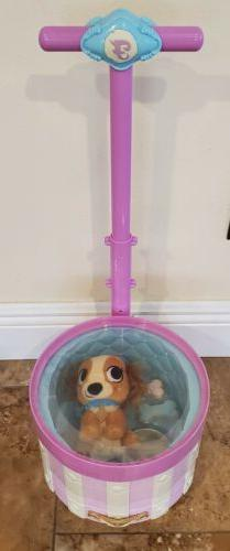 Disney Lady Pet Carrier Playset – Disney Furrytale friends
