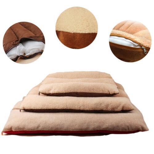 Large Bed Dog Cushion Washable Winter Blanket