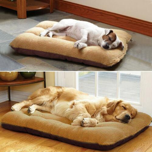 Large Mattress Dog Cushion Mat Washable Blanket