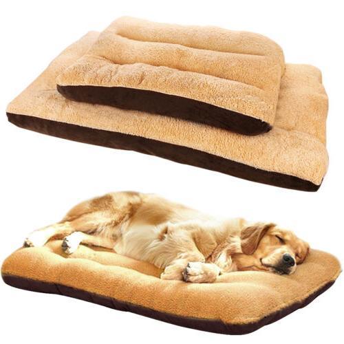 XXL Bed Cushion Soft Husky Sheperd