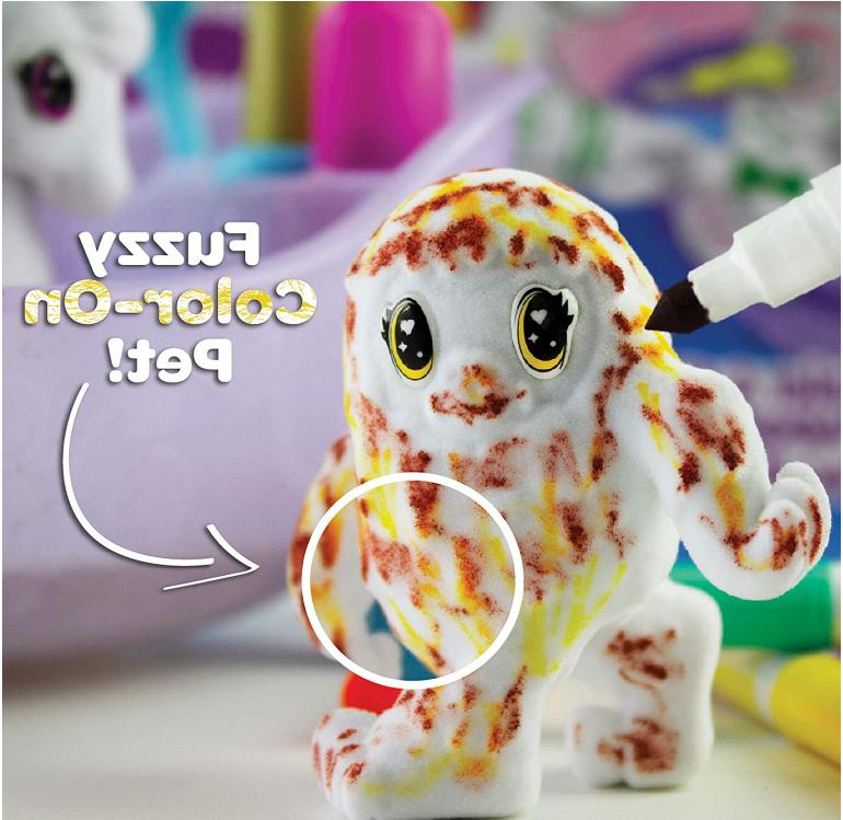 Latest Crayola Peculiar Pets, Gift for