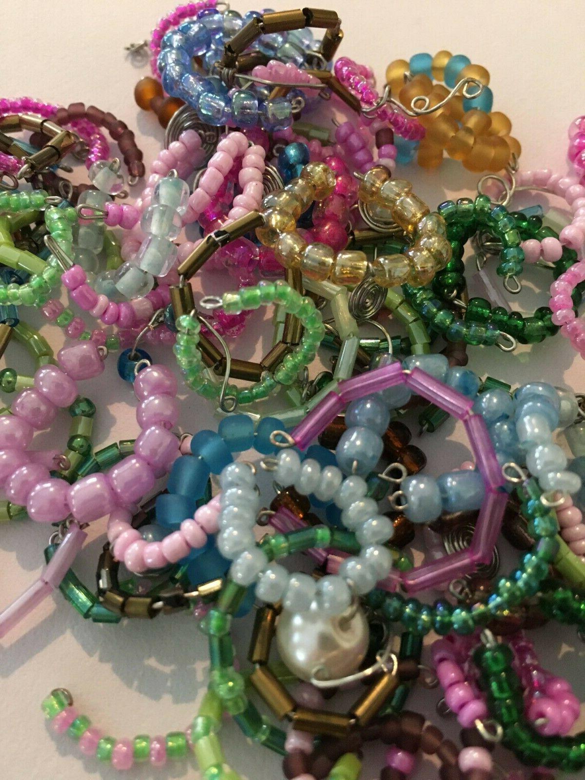 Littlest Pet 10 Piece Handmade Necklaces/Collars