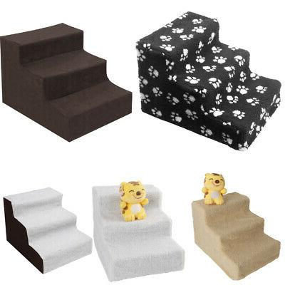 new pet stairs 3 step climb dog