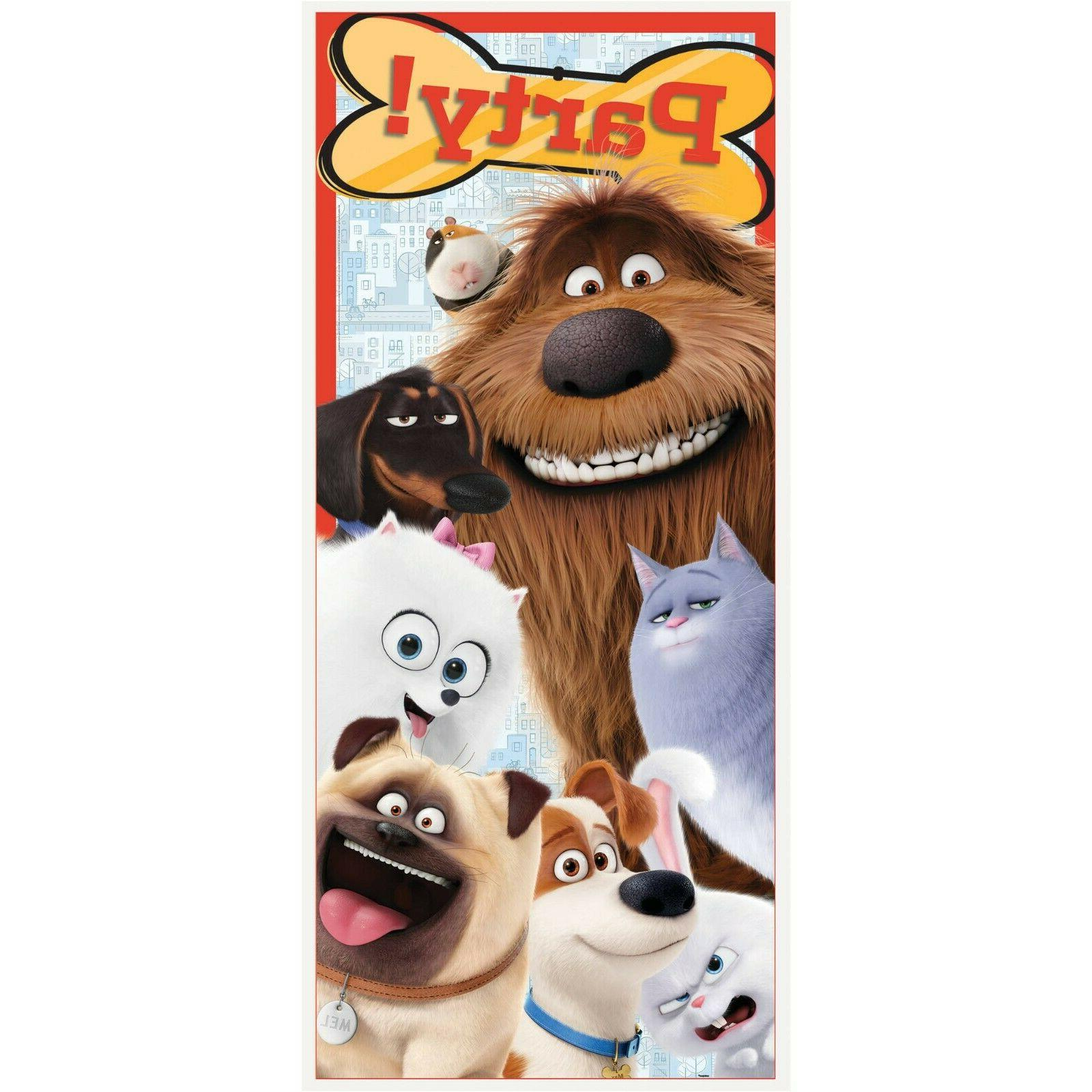 new secret life of pets birthday party