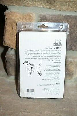 NEW TOP HARNESS DOGS BLACK PREVENTS PULLING