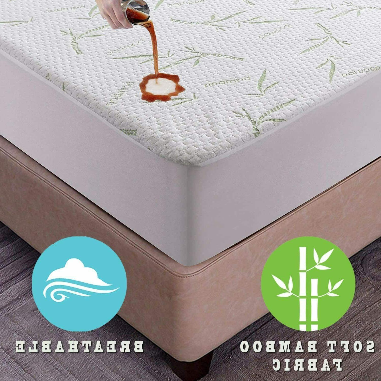 Waterproof Bamboo Hypoallergenic Cover