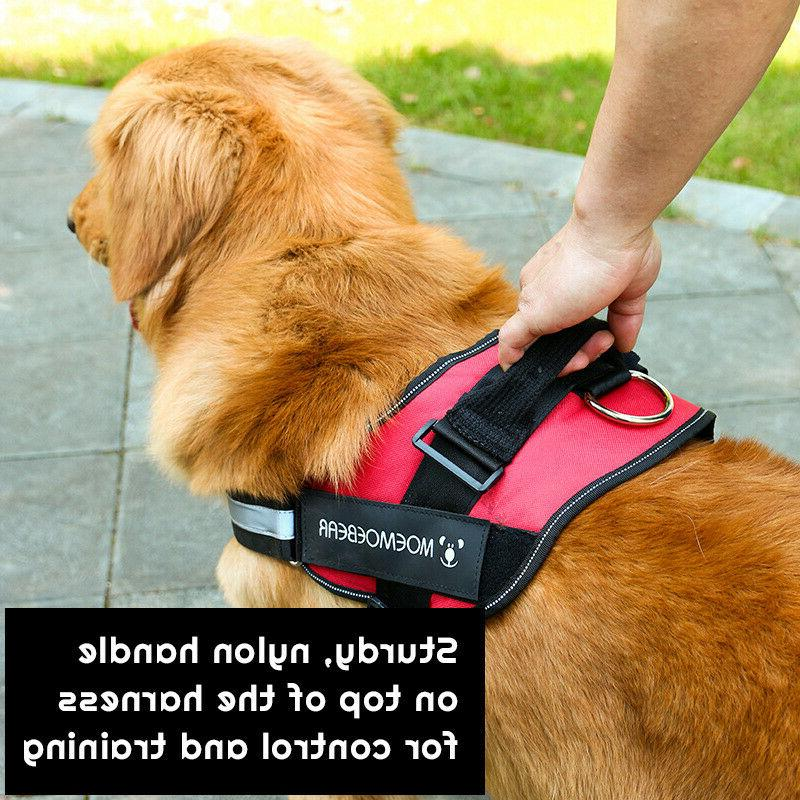 Harness Control Dogs XS M XXL
