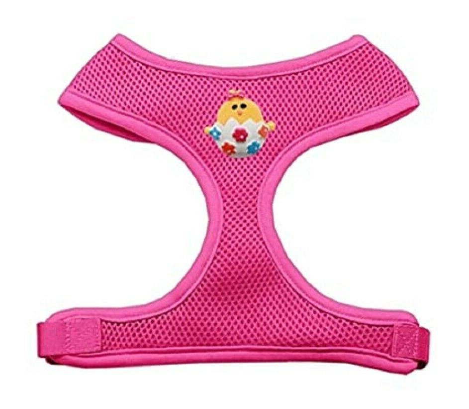nwt pet products dog harness mesh easter