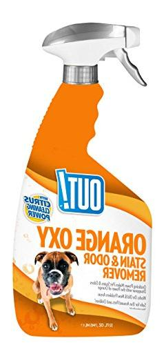OUT! Oxy Stain and Odor Remover, oz, Made
