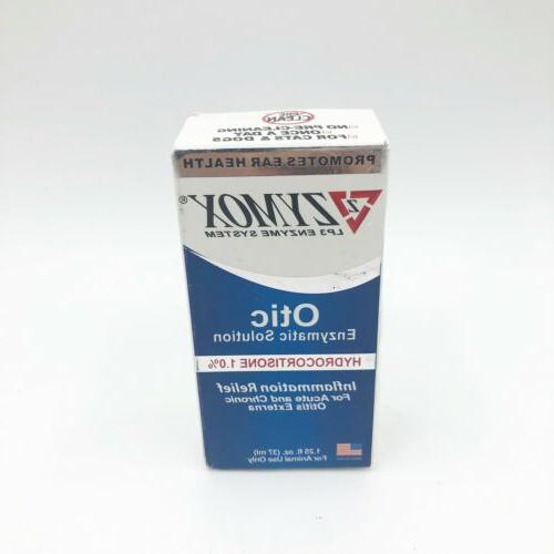 otic pet ear infection treatment hydrocortisone 1