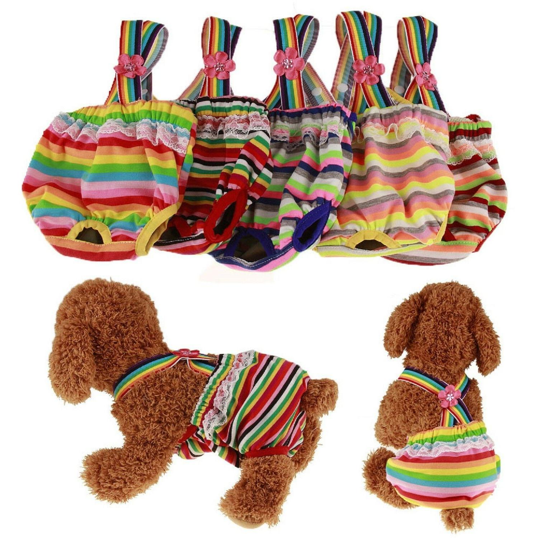 pants for dog reusable physiological menstrual hygiene
