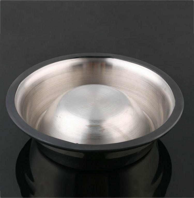 Personalized Stainless Pet Bowl. For Pets. Cat. NAME.
