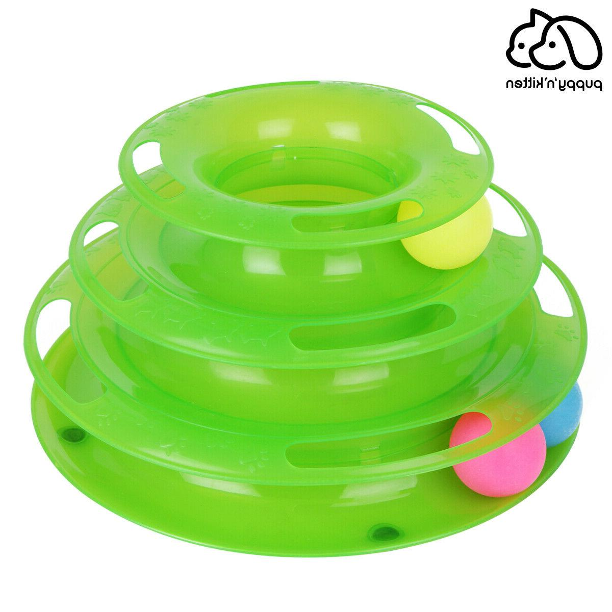 Pet Crazy Ball Disk Plate Funny
