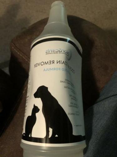 pet categories odor remover spray eliminates smells
