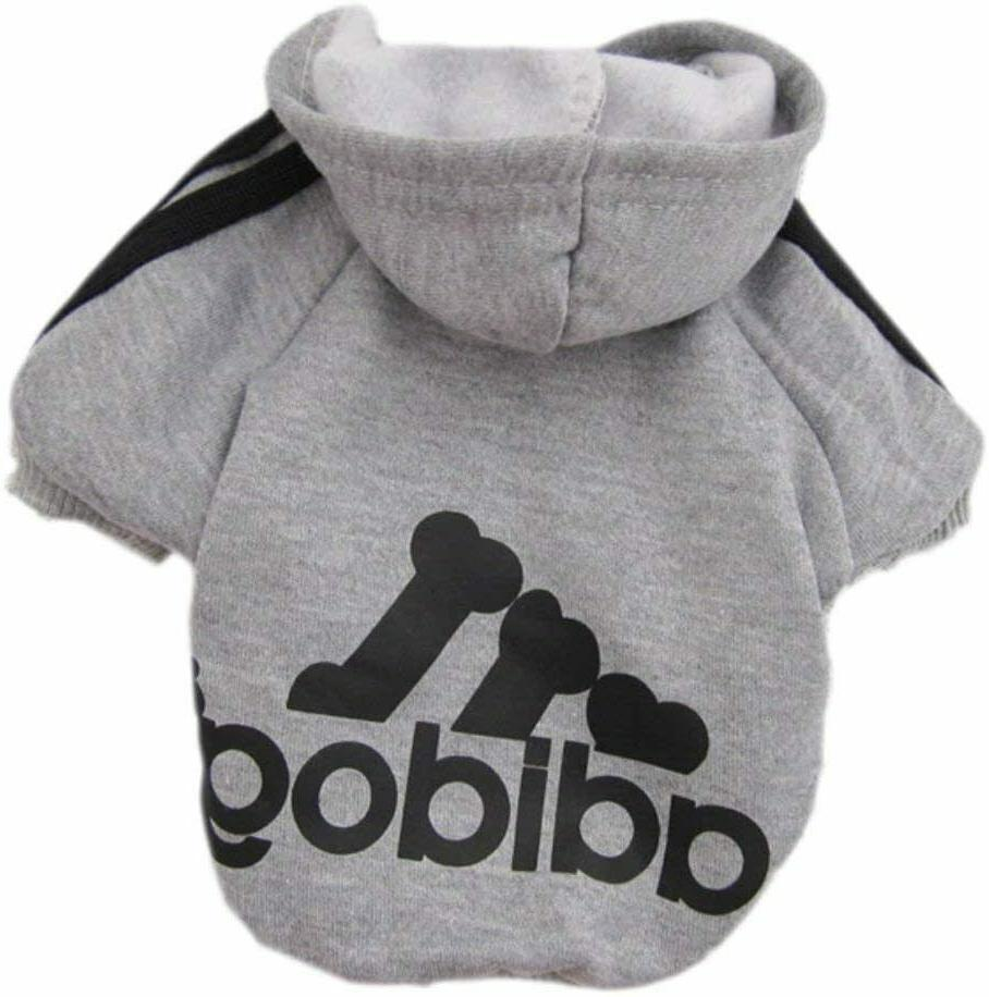 moolecole pet dog hooded clothes apparel puppy