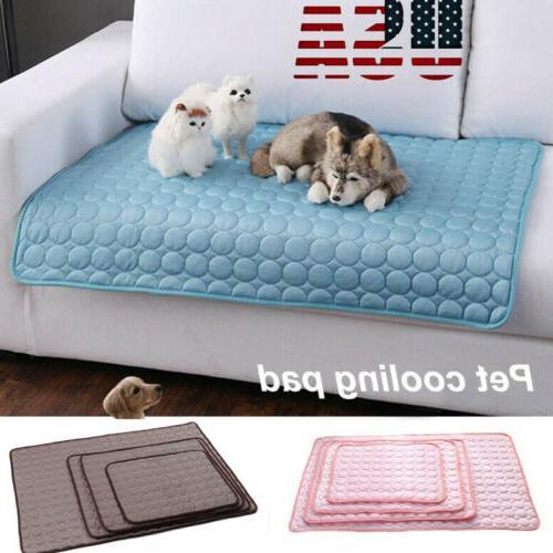 pet cooling mat cool gel pad comfortable