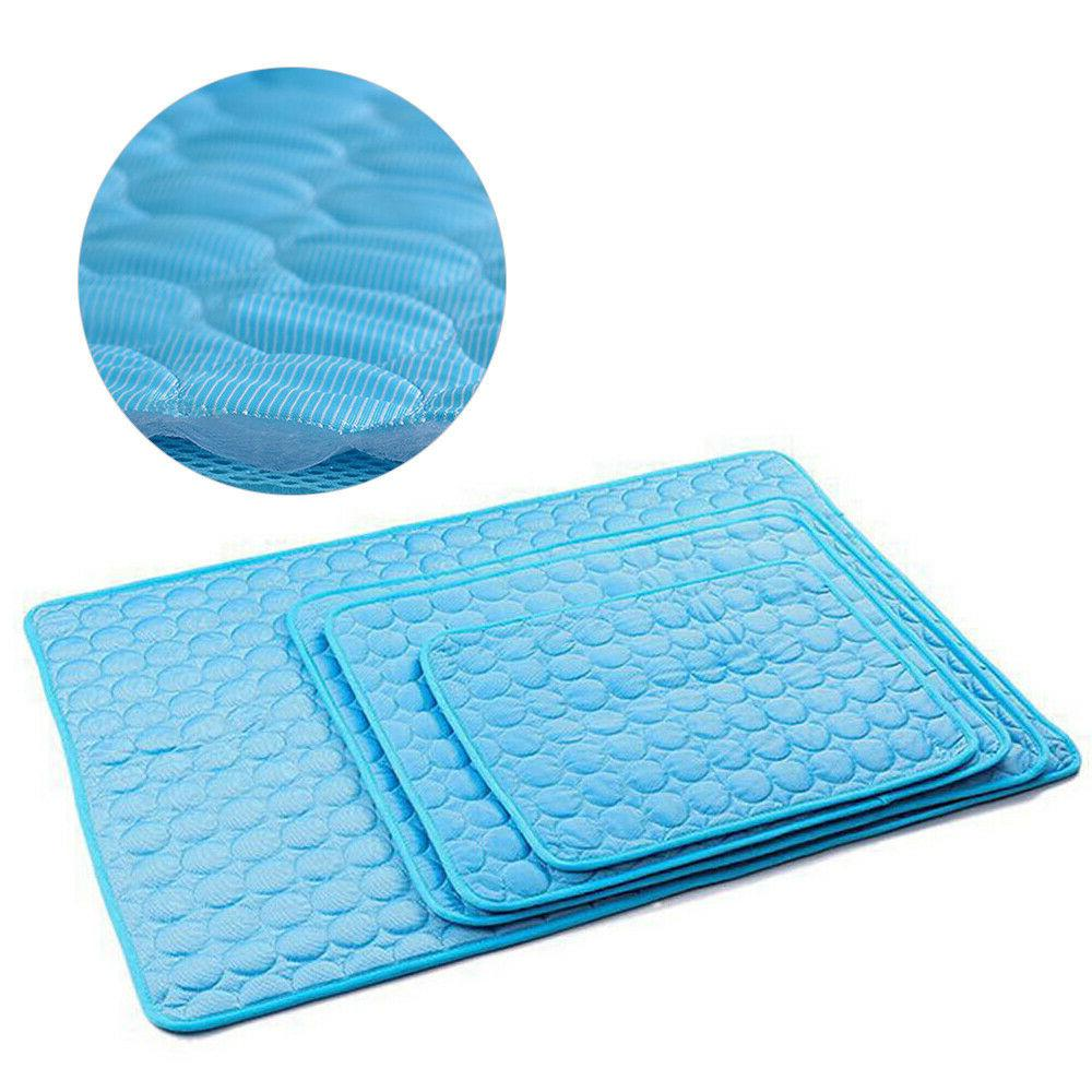 Comfortable Cooling Mat Cold Gel for Dog Cat Cool