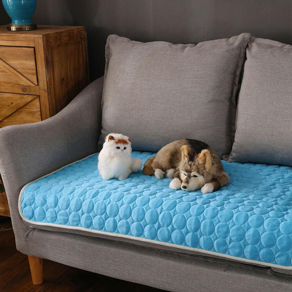 Comfortable Pet Cold Gel Pad for Dog Cool Blanket