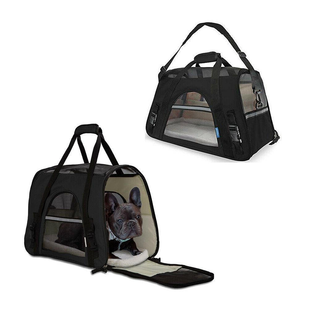 Pet Cat Travel Soft Sided Approved
