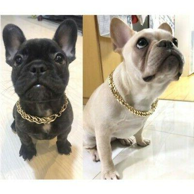 Fashion Pet Curb Cuban Necklace USA