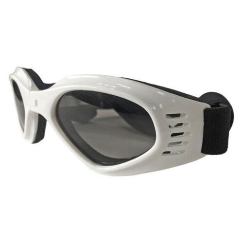 Pet Goggles Foldable Protection UV Sunglasses Windproof for Medium