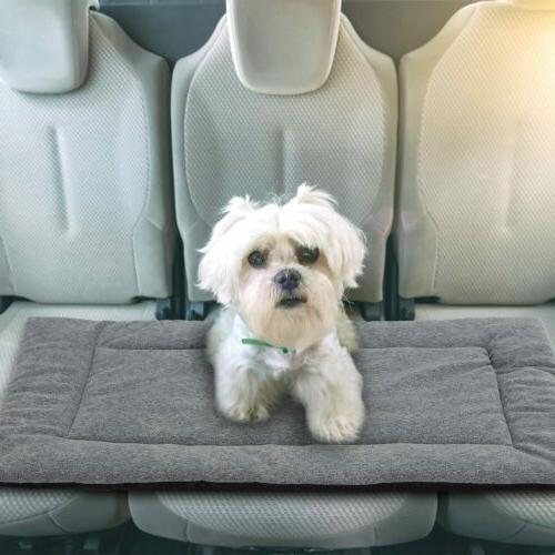 Dog Bed Pet Dog Reversible Cushion S/M/L