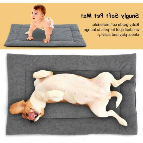 Dog Bed Pet Dog Reversible S/M/L