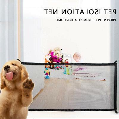 Pet Dogs Gate Foldable Pets