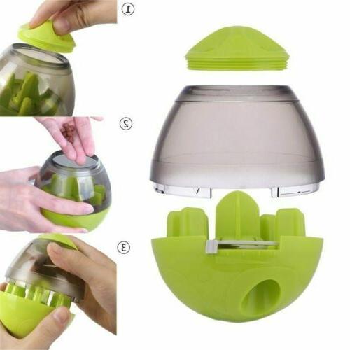 Dog Pet Dispenser Bowl Food Interactive