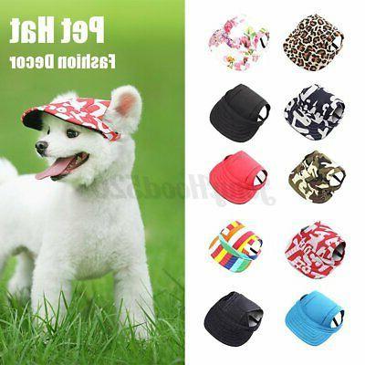 pet puppy dog cat hat baseball cap