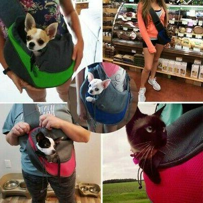 pet puppy dog carrier backpack travel tote