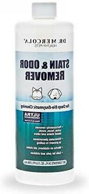 Pet Stain and Odor Remover 24 FL. oz  , Safe for Pets & Chil