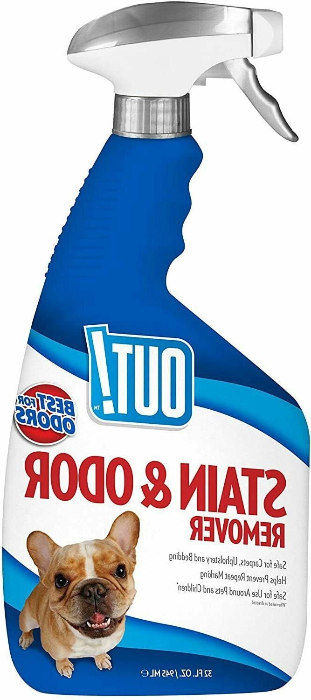 Pet Stain & Odor Remover  32 oz