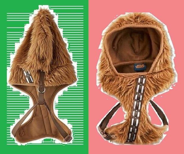 petco starwars large chewie pet fan collection