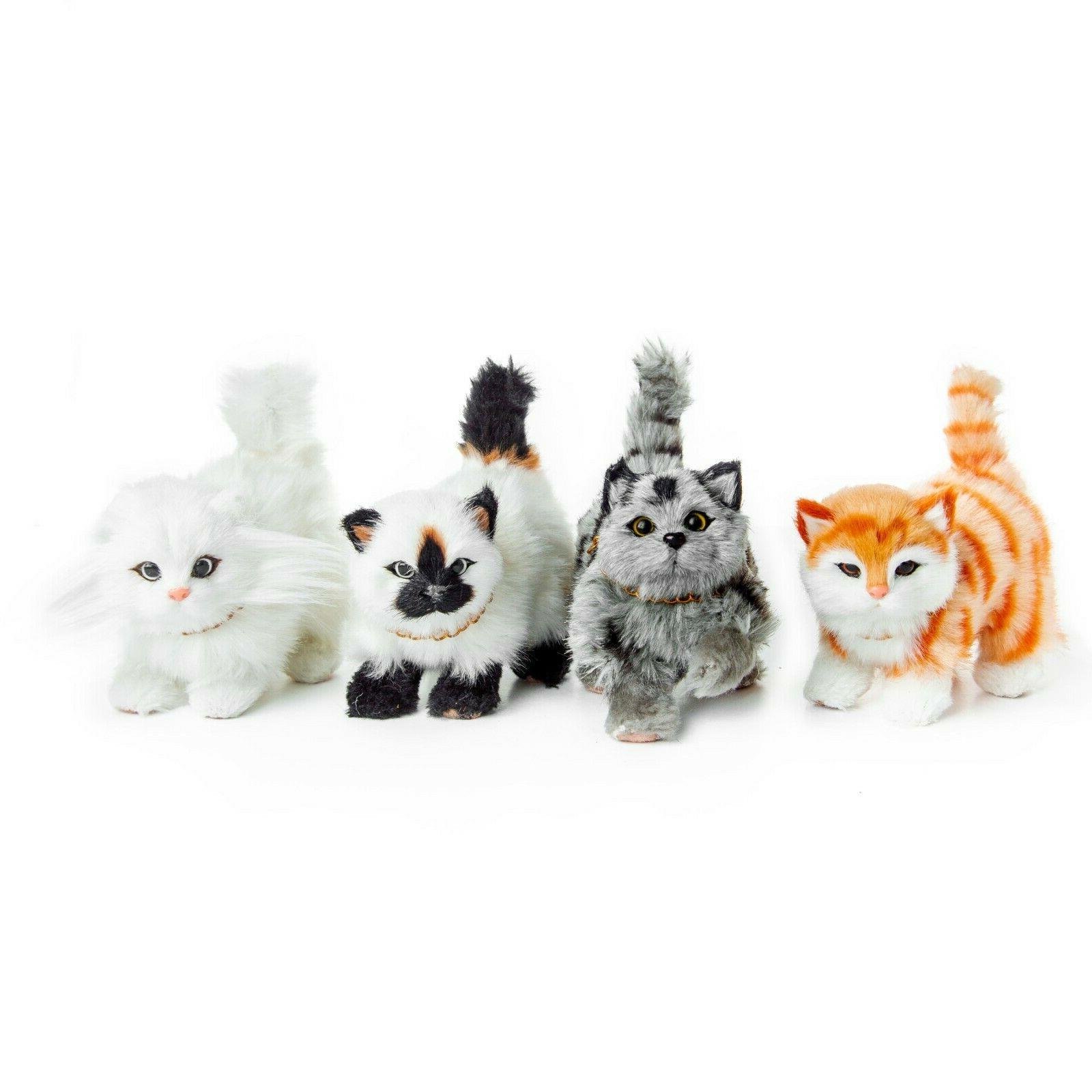 Pets 18 Inch Dolls, Set of Cat Compatible American Dolls
