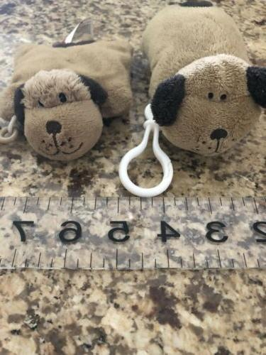 Pillow Keychain Puppy Pillow Keychains Toys