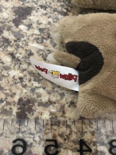 Pillow Pets Puppy Pillow Keychains Plush