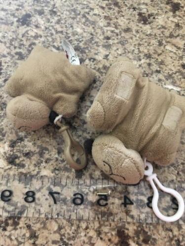 Puppy Keychains