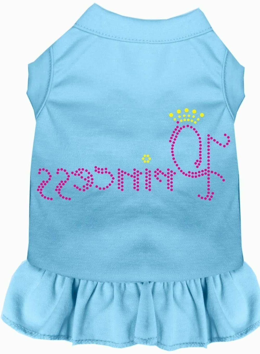 Princess Rhinestone Dress-By Pet--Assorted