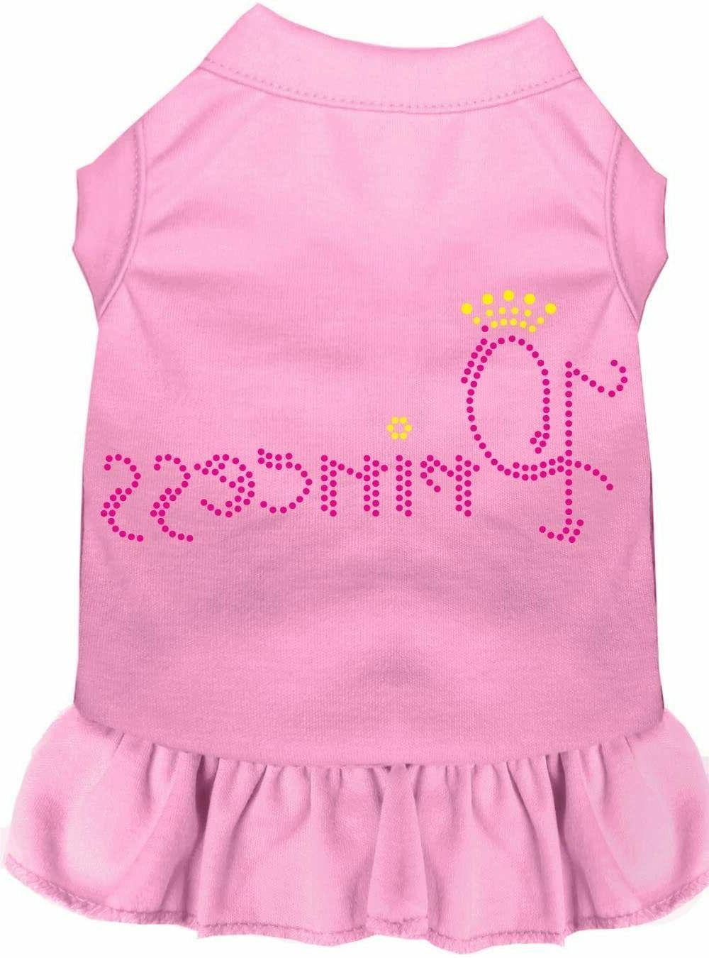 princess rhinestone dress by pet assorted colors