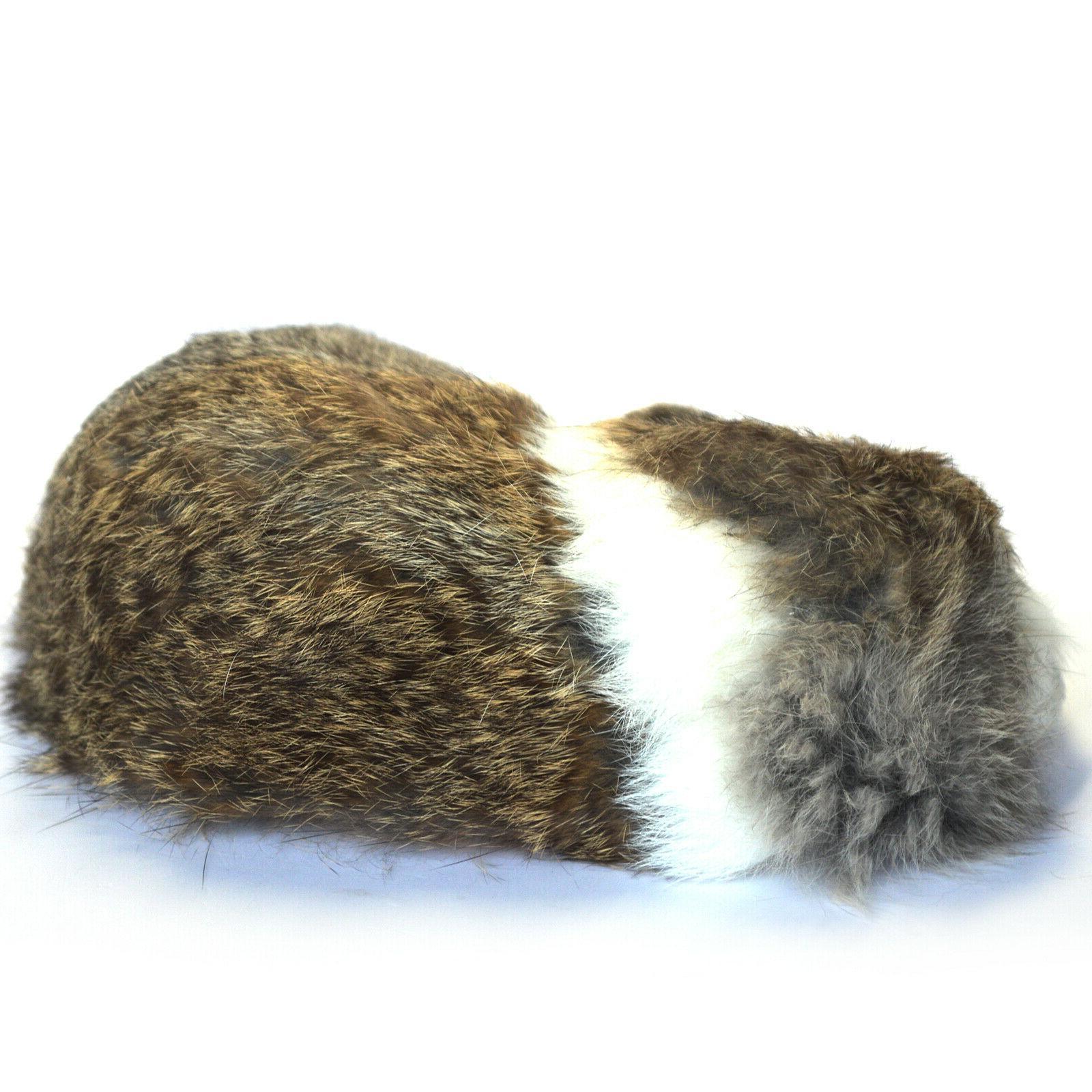 Realistic Lifelike Plush Animal Sleeping Synthetic