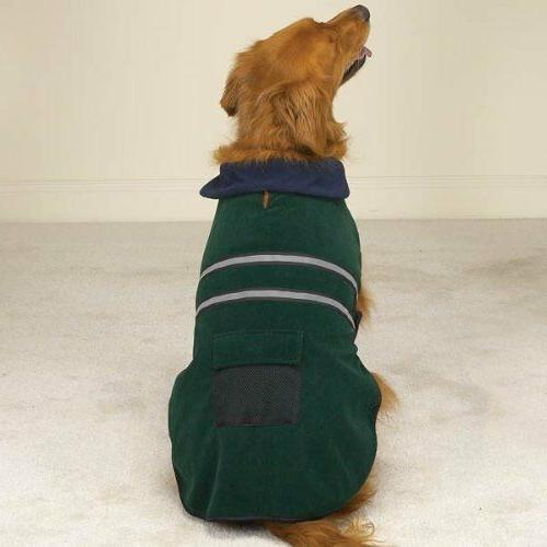 Casual Canine warm pet DOG Winter Jacket Sweater