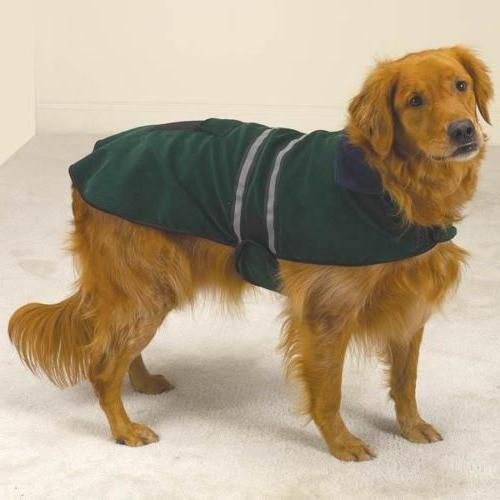 Casual Reflective Fleece warm Coat Winter