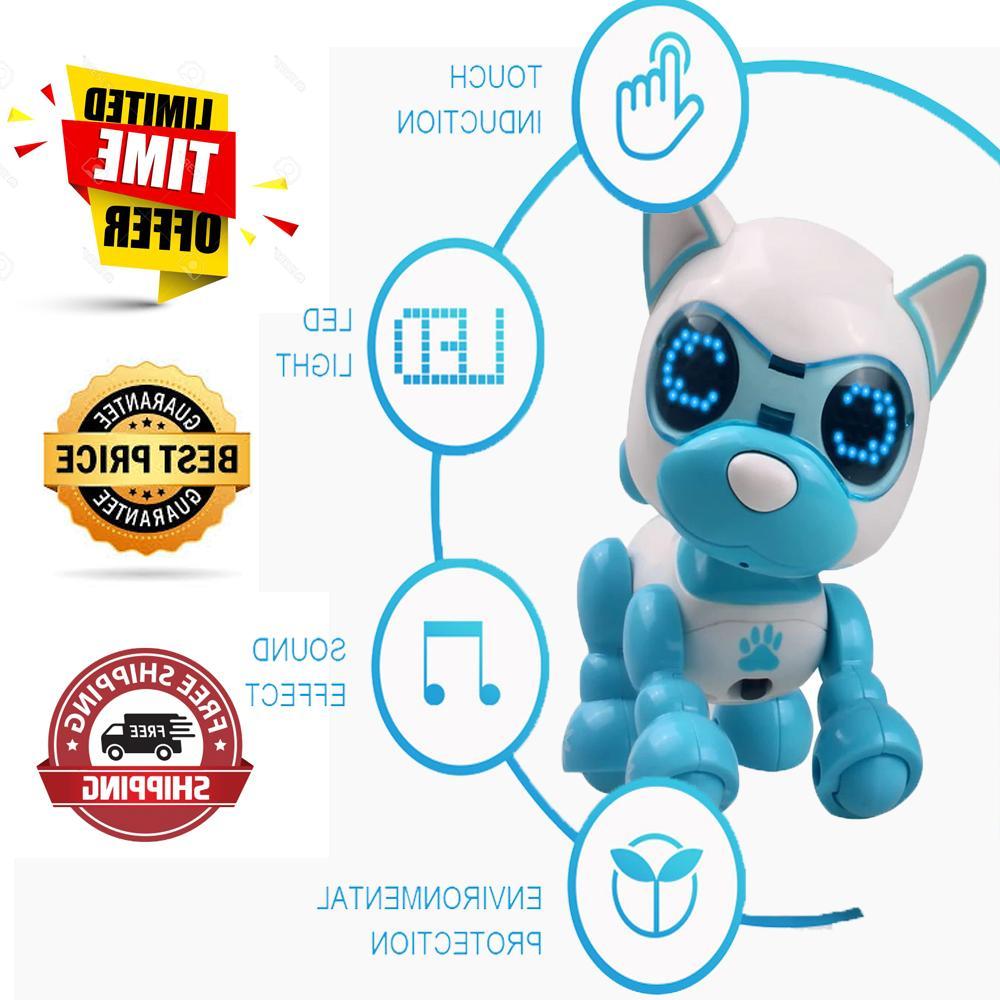 Robot Dog Toys For Girls Kids Children Puppy for 3 4 5 6 7 8