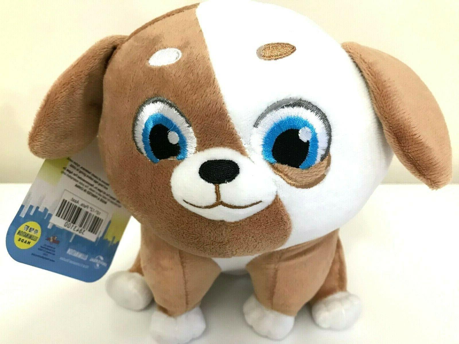 secret life of pets 2 plush toy