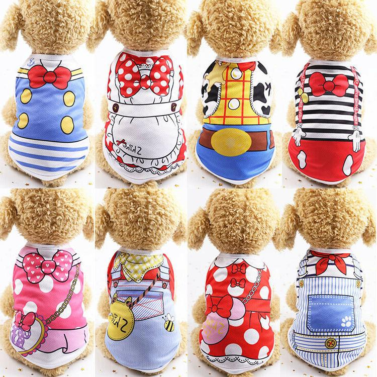Small Clothes Puppy Costume Apparel