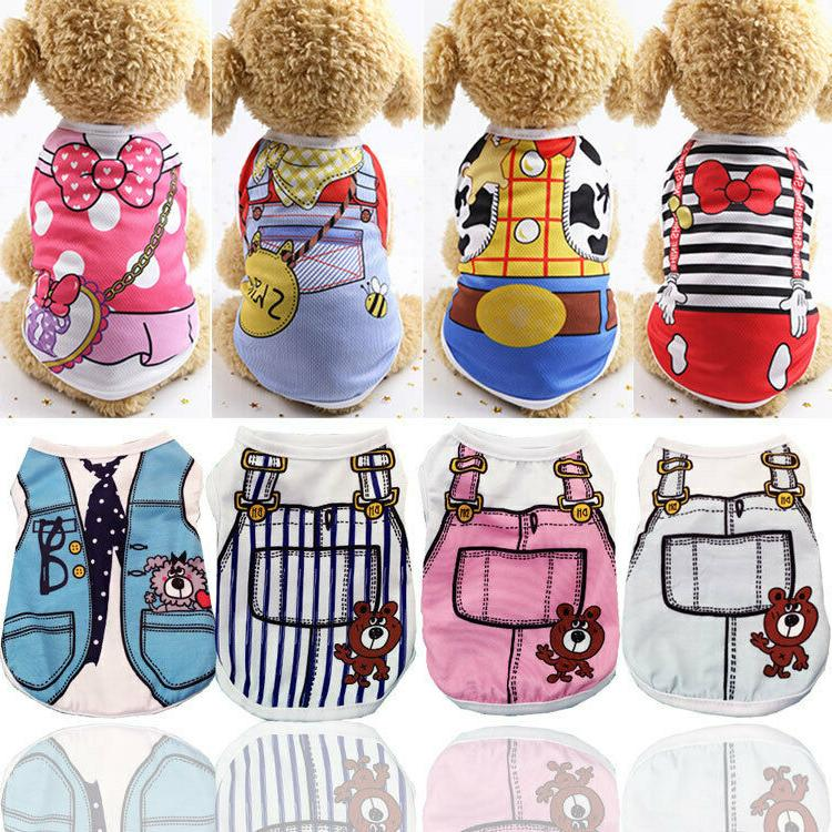 small dog clothes pet puppy costume dog