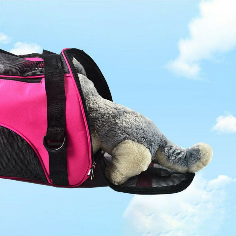 Soft Pet Travel Cat Dog home Collapsible