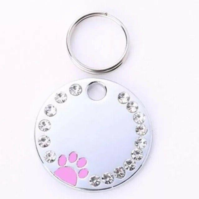 Buy 4 Get Free Dog Pet Dog Tags Engrave Personalized